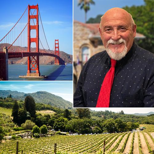 Bill Dardon in the Bay Area